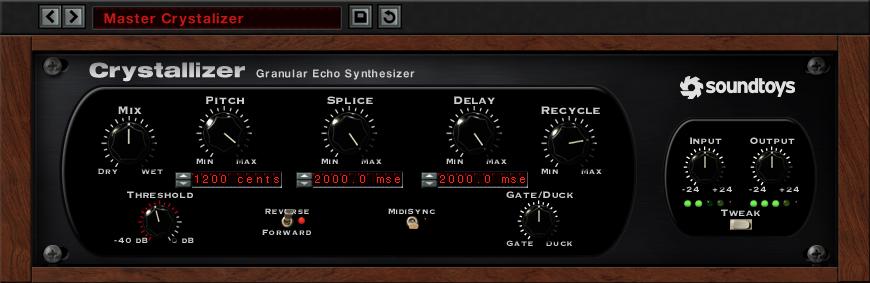 Crystallizer soundtoys.