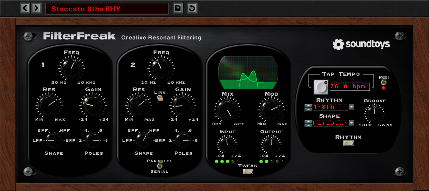 Soundtoys echoboy 5 software download | musician's friend.