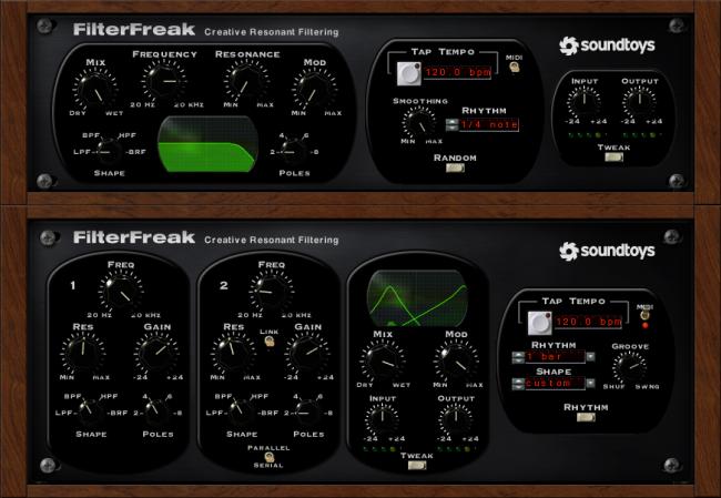 FilterFreak - Soundtoys
