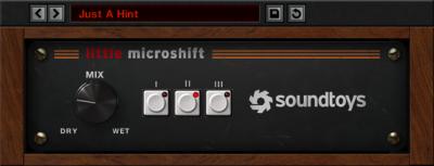 Little MicroShift