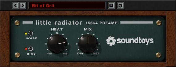 Little Radiator full screenshot