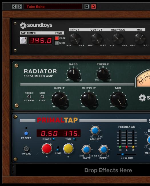 Soundtoys screenshot
