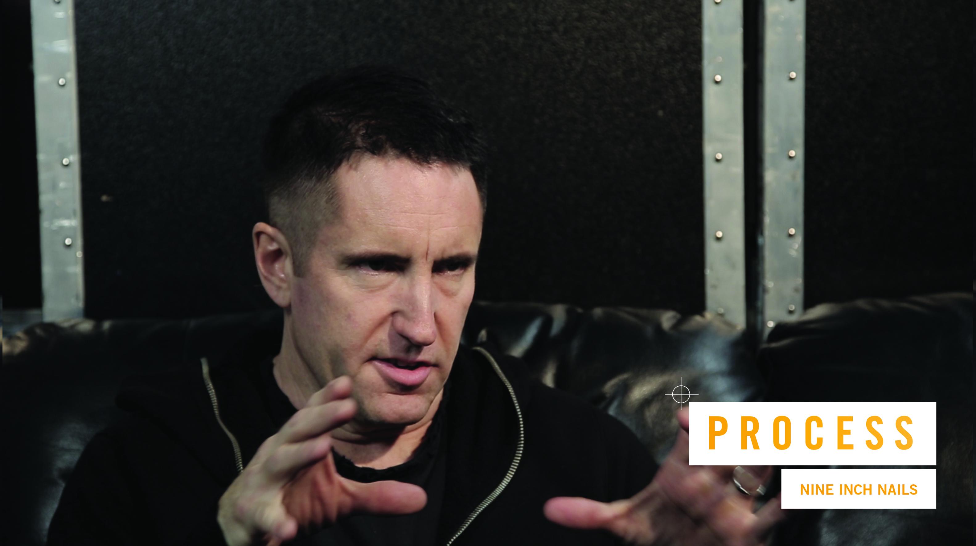 Process: Nine Inch Nails - Soundtoys