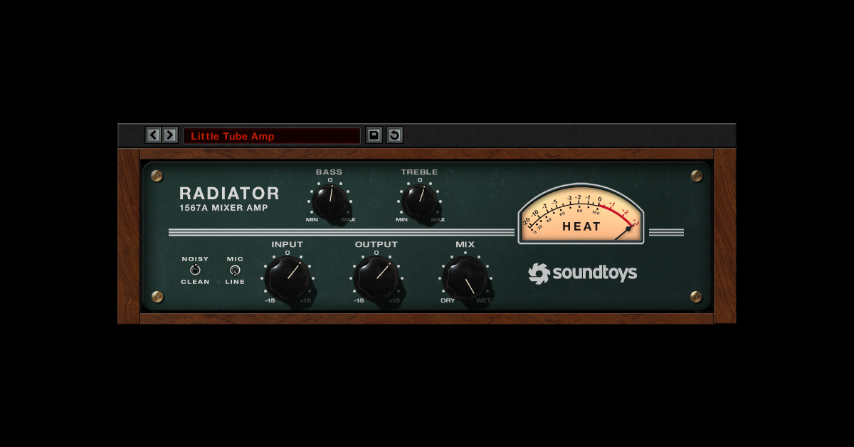 Radiator - Soundtoys