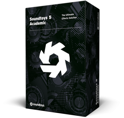 Soundtoys 5 Academic