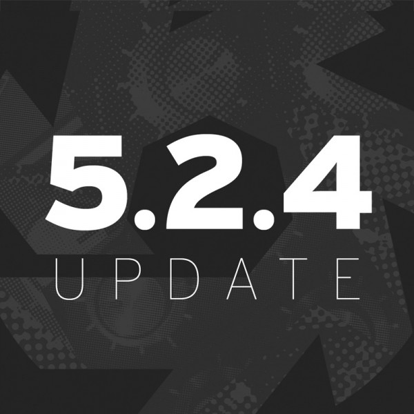 Version 5.2.4 Update Now Available