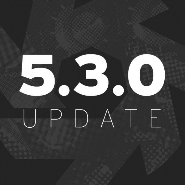 Version 5.3.0 Update Now Available