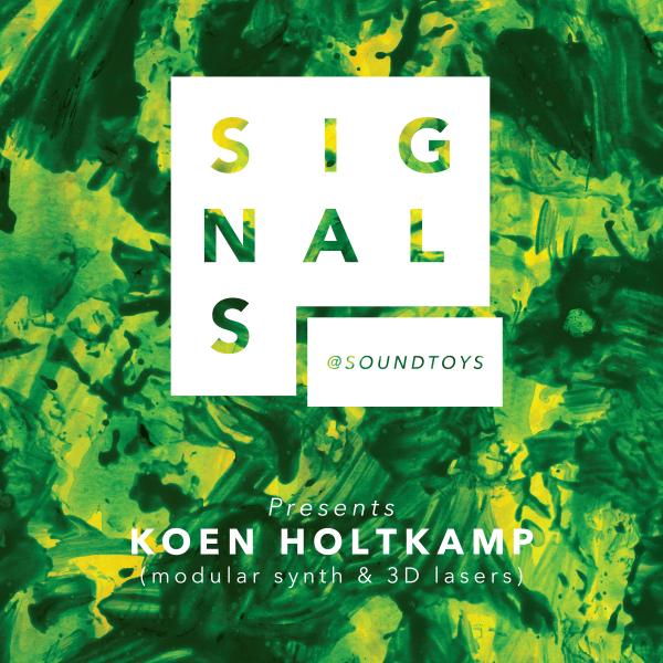 SIGNALS: Koen Holtkamp