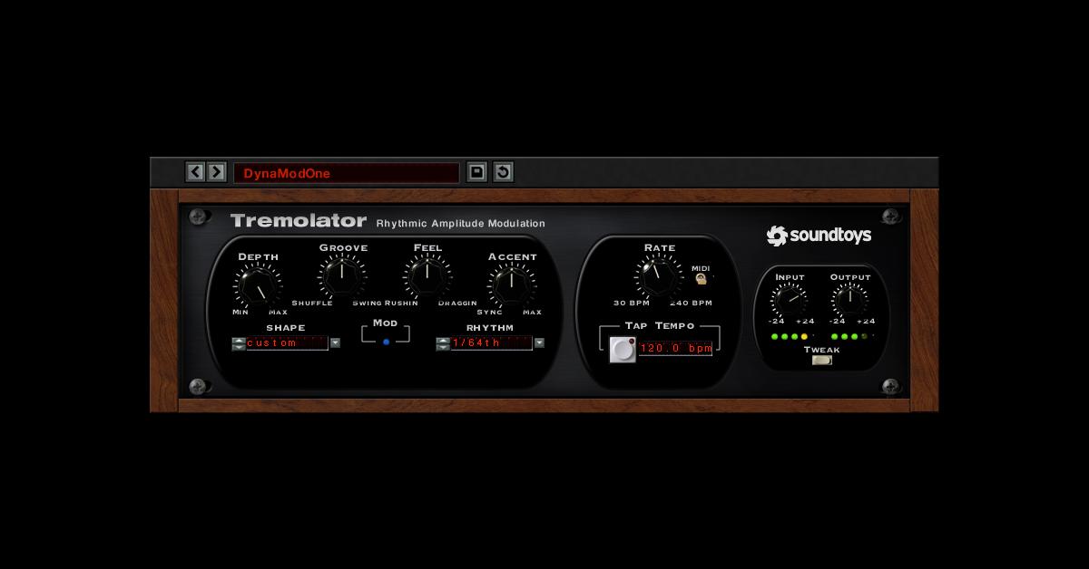 Tremolator - Soundtoys