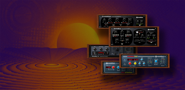 New! Soundtoys Echo Pack
