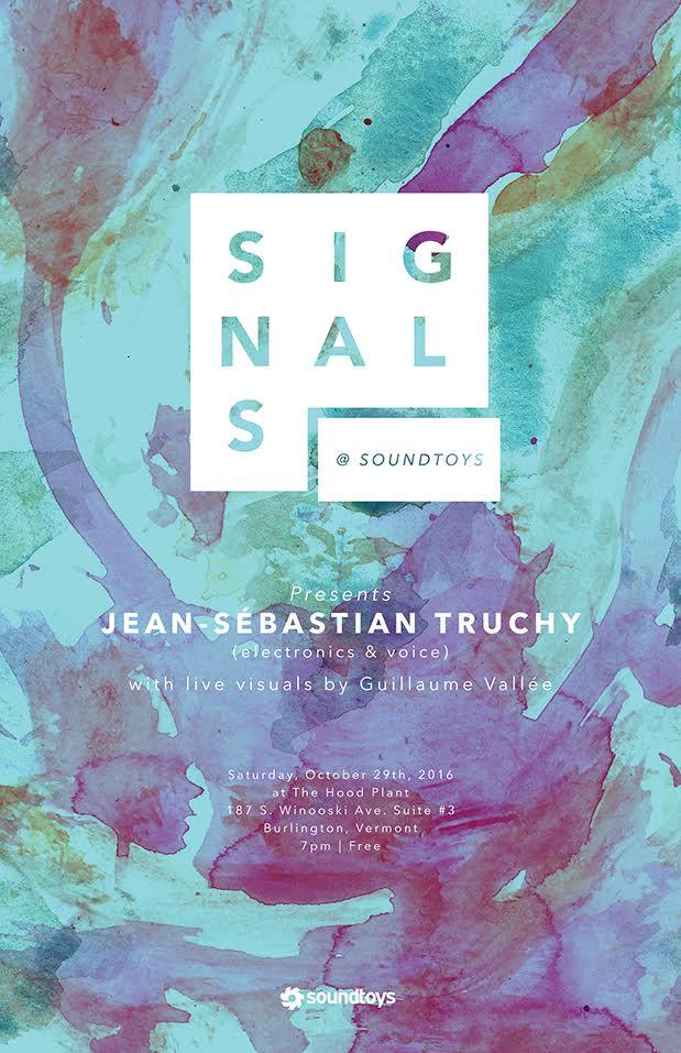 signals 1 poster