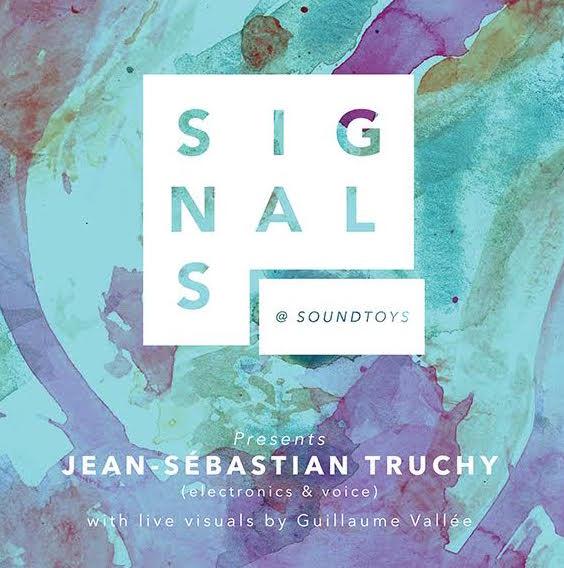 SIGNALS: Jean-Sebastien Truchy